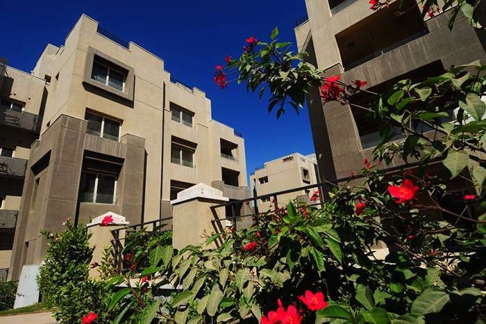 Furnished apartment in New Cairo The Village for rent