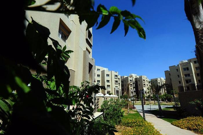 Apartment super lux for rent in compound the village