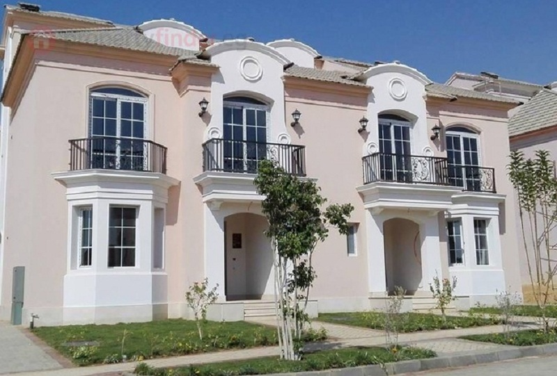 Twin house in Layan Sabbour New Cairo for sale with installment