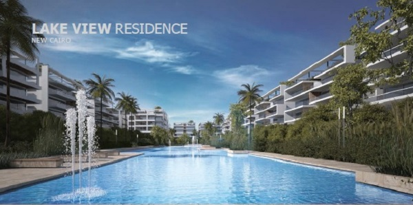Apartment 197 in lake view residence for resale with installments