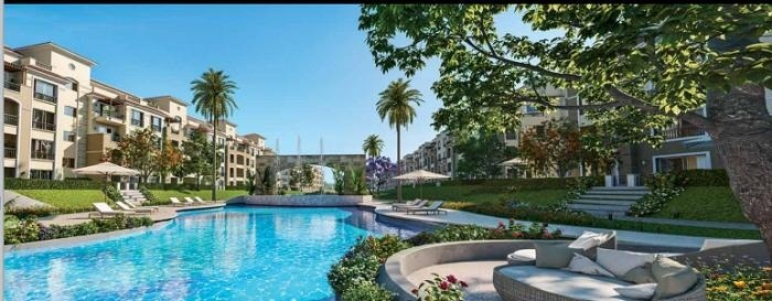 Duplex for sale in stone residence new Cairo