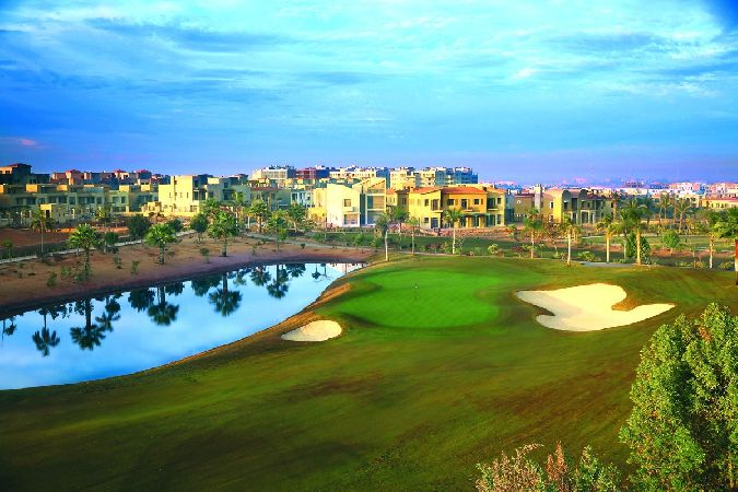 Luxury villa on golf view in Allegria sheikh zayed resale