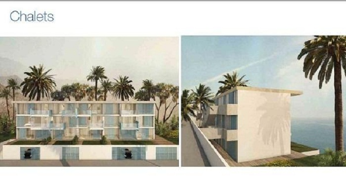 Chalets in Sokhna for sale with installments , at Il Monte Galala