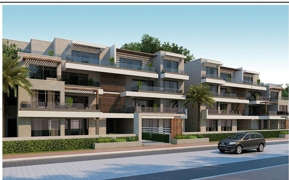 Apartment in Capital Gardens Palm Hills 200 meters resale phase 1
