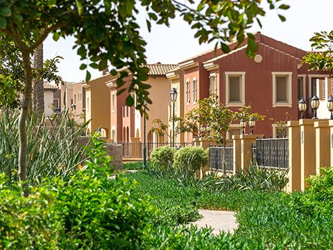 Villa Town prime location in Mivida  new Cairo for sale
