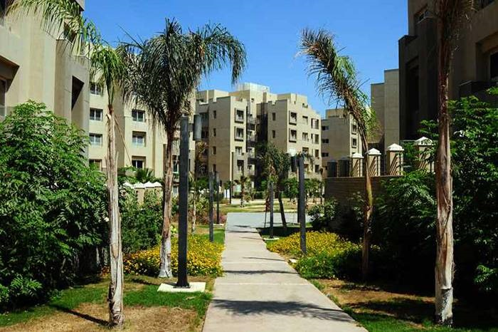 Flat with area 147 meter in The Village palm hills for resale