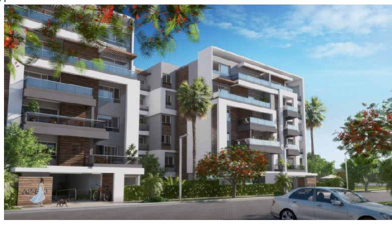 Apartment resale At Mostakbal city Capital Gardens phase 1