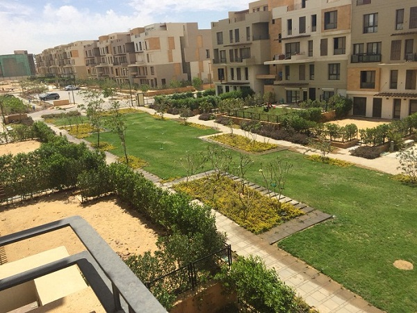 Duplex roof in Eastown Sodic New Cairo for sale