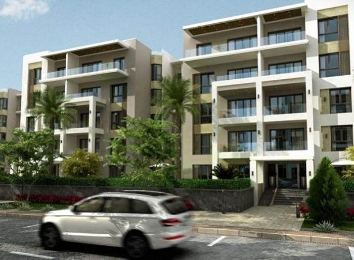Apartments at compound The Address East for sale , super lux finishing