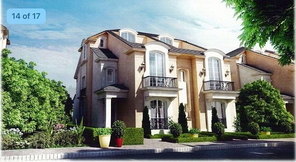 Town house corner in Layan Sabbour New Cairo for sale with installment